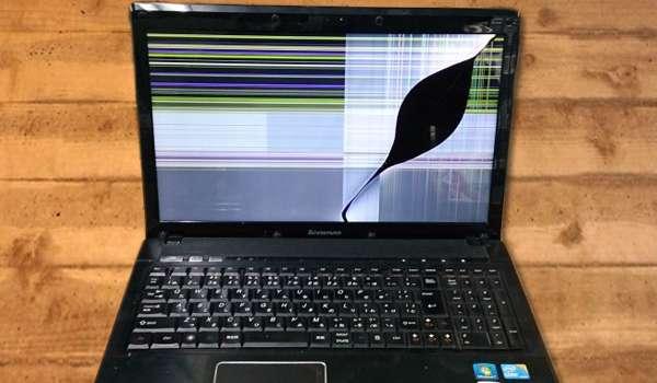 ノートパソコンの故障例