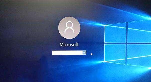 windows10ログイン画面